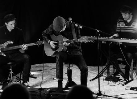 Samoaja (trio) live at Tusculum © Mira Pesonen