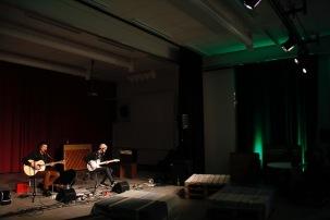 Samoaja (duet) live at Kaustinen Folk Music Festival © Mira Pesonen