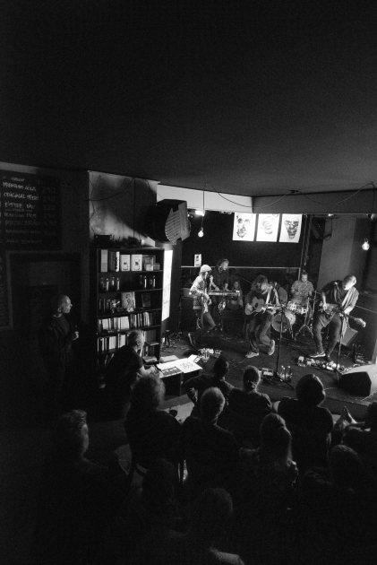 Samoaja live at NUN Kaffeehaus, Karlsruhe DE © David Heitz