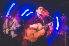 Samoaja (duet) live at Rock Bar Monttu, Pori © Rasmus Forssell