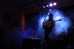 Samoaja live at Il Messicano, Rimini IT © Luka Pasini