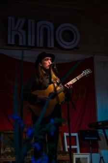 Samoaja (duet) live at Kahvila Saha, Kokkola © Mira Pesonen