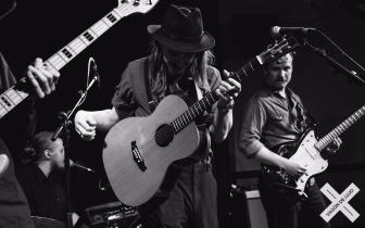 Samoaja live at La Lata De Bombillas, Zaragoza ES © Jallux