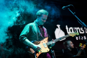 Samoaja live at Tamsta Club, Vilnius LT © Lukas Kazakevicius